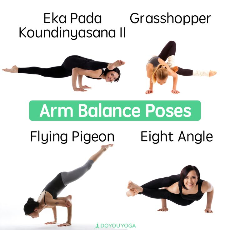 Which are your favorite arm balancing postures?
