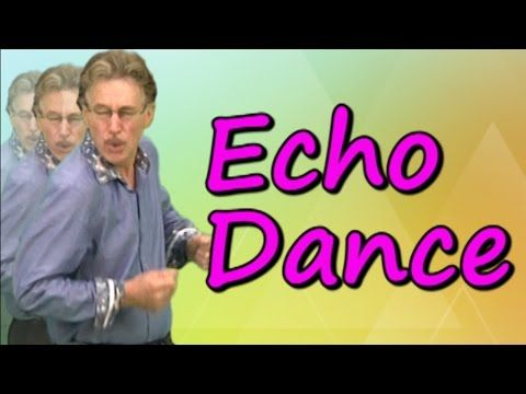 Echo Dance is a wonderful dance, rhyming and brain breaks song that is perfect for the early childhood classroom.  Echo Dance is full of simple and easy rhymes, movements and repeat after me motions. Kids are fully engaged with echoing all the words that I sing while engaging in different dances.  Rhyming awareness and listening for rhymes is so important in language development for the young child.