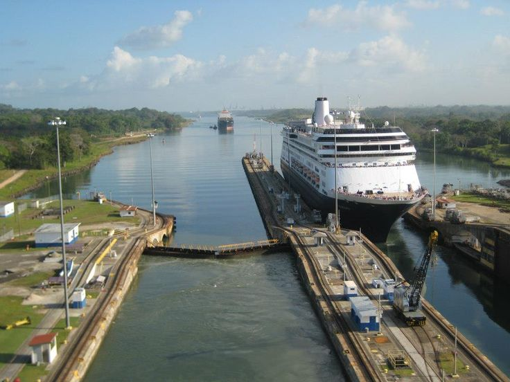 The Gatun Lake was used to reduce the amount of work required for a sea-level connection. The current locks are 110 feet (33.5 m) wide. A third, wider lane of locks is being built.
