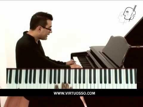 Curso de piano (armonia cromatica)