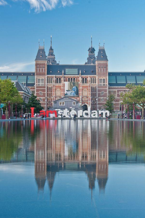 Amsterdã  Uma cidade encantadora! Vc precisa conhecer!