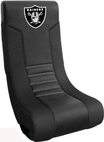 Compare Prices On Oakland Raiders Video Chairs And Other Oakland Raiders  Furniture. Save Money On Raiders Video Chairs By Browsing Leading Online  Retailers.