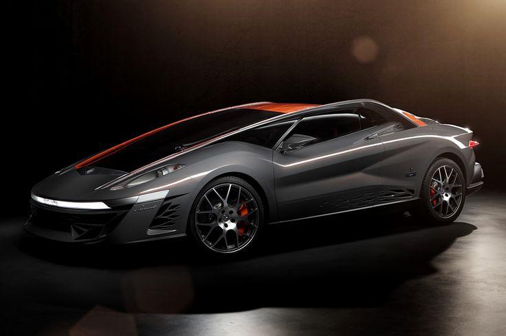 Bertone Nuccio Концепт назван в честь сына основателя кузовного ателье — Нуччио Бертоне, возглавлявшего компанию с 1946 года по 1997 год. Автомобиль был построен в 2012 году к столетнему юбилею Bertone. Основная идея — это современный взгляд на спорткары 70-х годов.