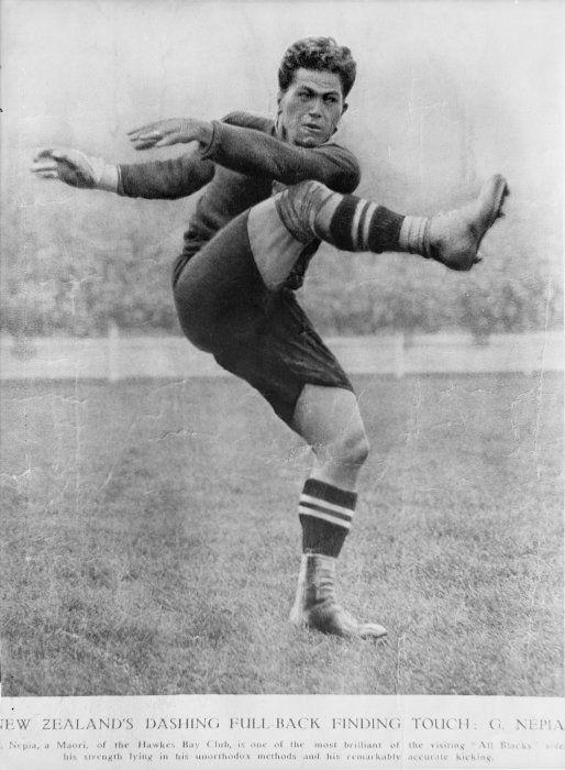 George Nepia, 1928