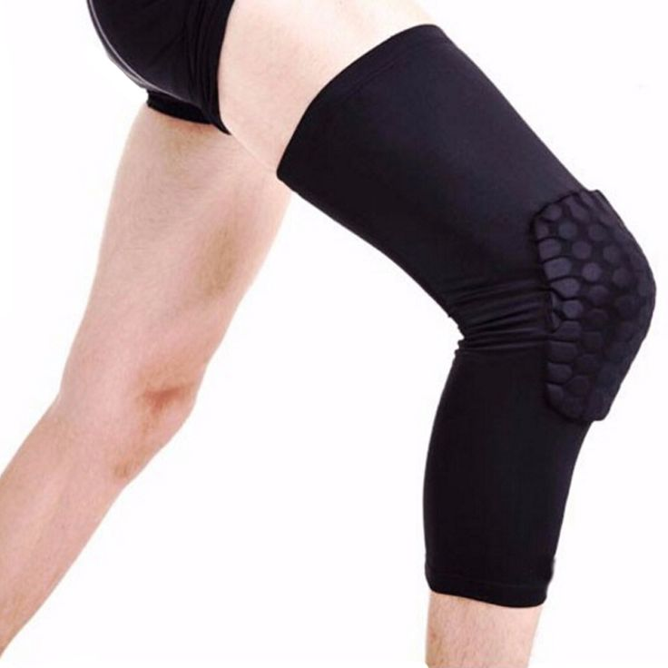 1 pair Sport Safety Football Volleyball Basketball KneePads Tape Elbow Tactical knee support sports rodilleras Snowboard Kneepad