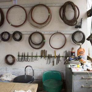 Almbres y herramientas de Bonsai (Bob King photo)