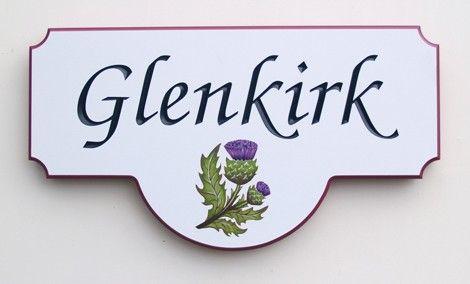 Glenkirk Property Sign