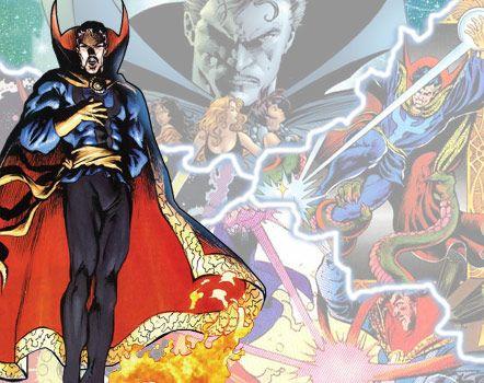 Doctor Strange (Stephen Strange) - Marvel Universe Wiki: The definitive online source for Marvel super hero bios.