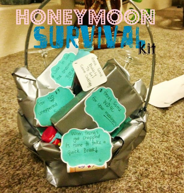 Honeymoon Survival Kit                                                                                                                                                      More