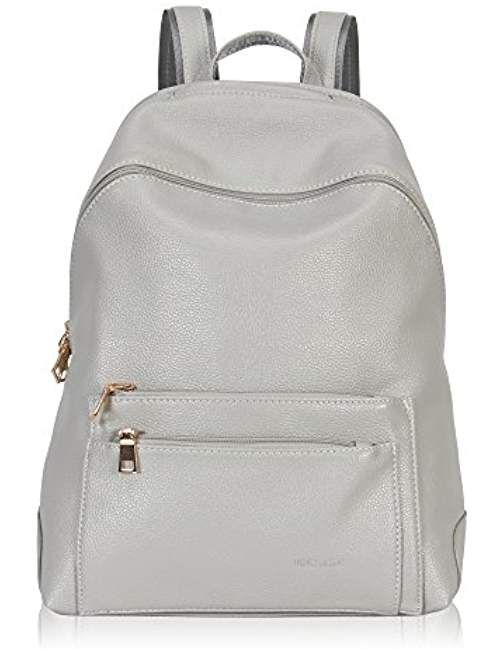 Faux Leather Backpack for Women Dressy Campus Backpack Purse e67fc294f77d7
