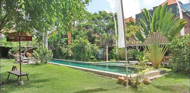 Villa Bona | 5 bedrooms | Seminyak #bali #old #style #villa