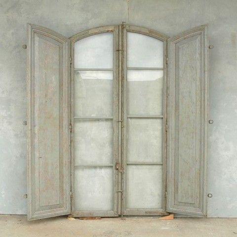 1000 ideas about shutters inside on pinterest shutter for 18th century window treatments