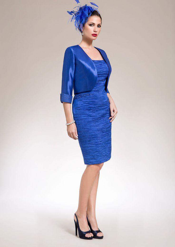 Blue dress jacket 39