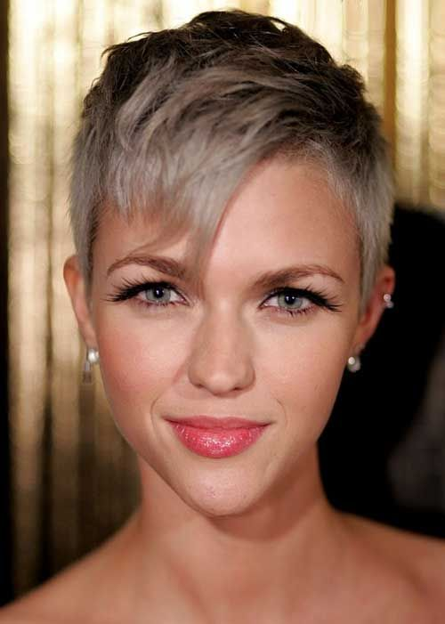 The Latest Trends In Short Hair For 2019 - Short Hair Models