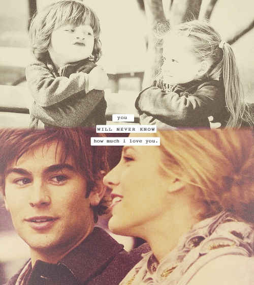 when nate and serena were dating... those were the good old days