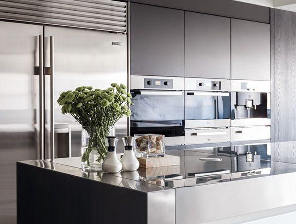 Unique  best K chen Design images on Pinterest Kitchen designs Kitchen ideas and Modern kitchens