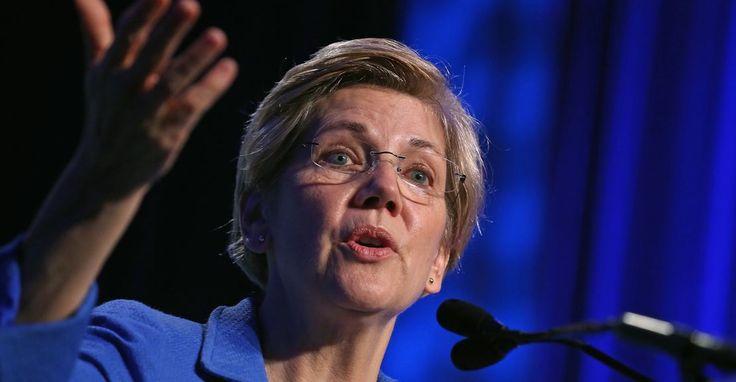 Elizabeth Warren's Next Crusade | New Republic