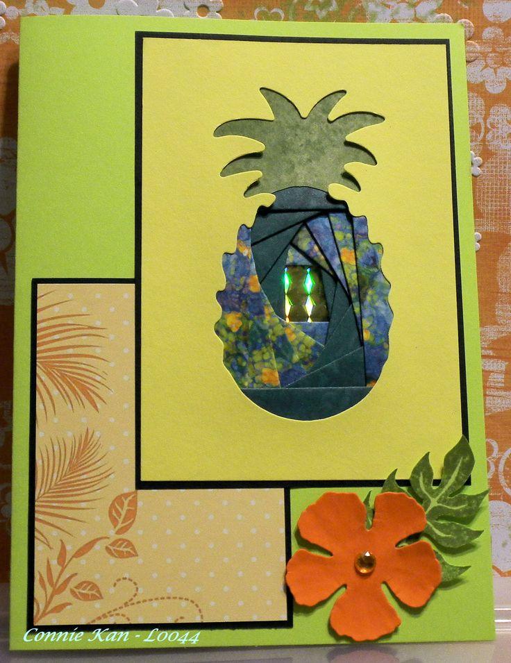 Pineapple Iris 2
