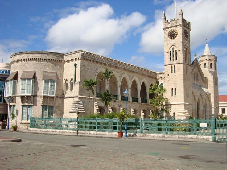 Barbados National Heroes Gallery & Barbados Museum of Parliament Local History