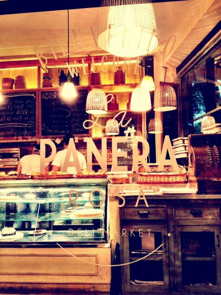 La Panera Rosa Jorge Luis Borges 1685 (Pasaje Santa Rosa), Baires, Buenos Aires C.F. 1414 Café, Local de sándwiches, Delicatessen/Tienda de comestibles