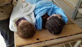 Serangan Udara Rezim Syiah Asad Bunuh 4 Anak di Kota Kafranbel Syiahindonesia.com - Sedikitnya tujuh warga sipil termasuk empat orang anak dan seorang perempuan telah gugur pada Kamis (9/3/2017) dalam serangan udara pengecut oleh rezim Nushairiyah Suriah yang menghantam sebuah sekolah di utara kota Kafranbel di provinsi Idlib.  Serangan rudal vakum juga telah meninggalkan 10 orang luka-luka dan kerusakan besar di sekolah dasar tersebut lansir Zaman Alwasl. Minggu lalu serangan serupa di kota…