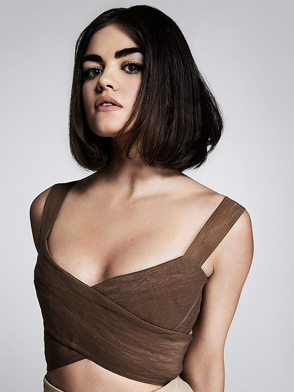 Pretty Little Liars Star Lucy Hale Dishes on Beauty and Style ...