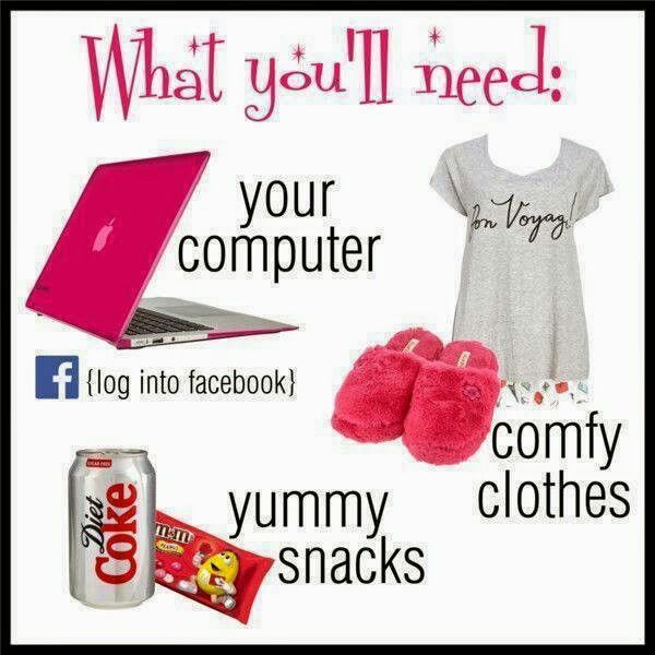 Here's all you need to host or attend a Perfectly Posh Facebook Party! All I need is a list of Facebook friends you'd like to invite!