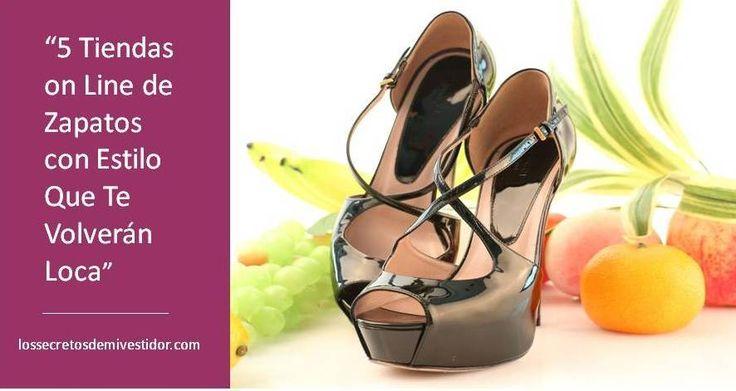 5 Tiendas on Line de Zapatos con Estilo Que Te Volverán Loca ¿No te gusta ir de compras porque te aburren, desmotivan y agobia tu músculo emocional? Ahora lo puedes hacer a golpe de click. Soy una …