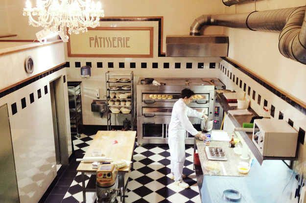 Cafe Savoy in Prague | 25 Bakeries Around The World You Have To See Before You Die