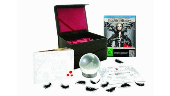 [Angebot] Snow White & the Huntsman  Collectors Edition (Blu-ray) für 1333