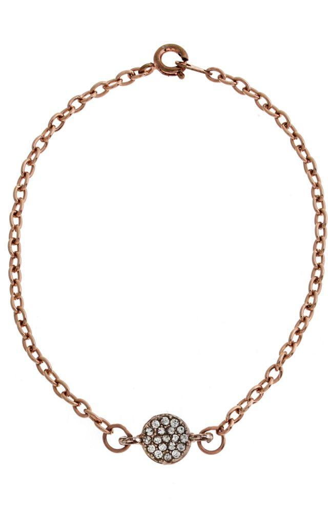 Rose Gold Bracelet - SilkFred