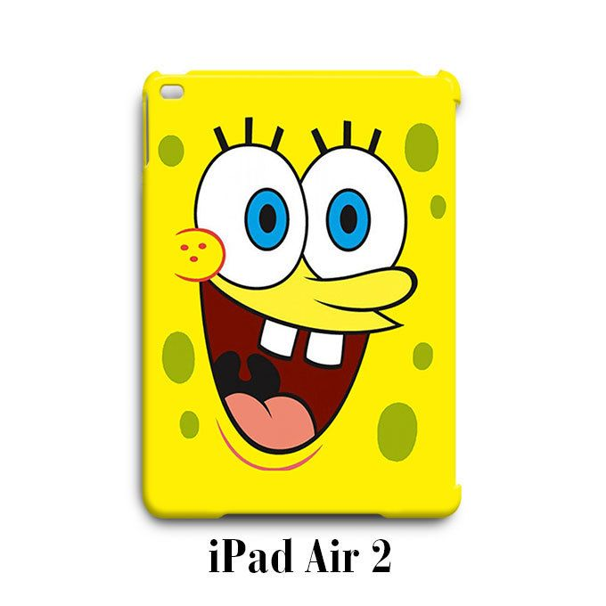 Spongebob Squarepants iPad Air 2 Case Cover Wrap Around
