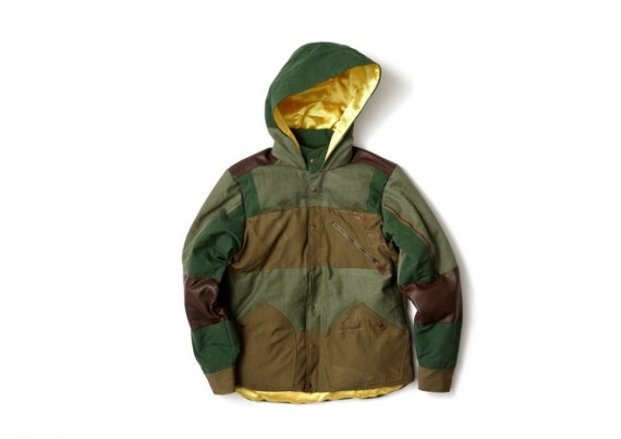 Dr. Romanelli x HEAD PORTER   Army vs Navy Collection, 28-10-2012, - atelier - Head Porter, Tokyo