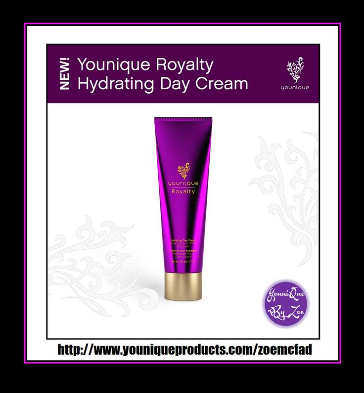 Royalty Hydrating Day Cream Ultimate hydration with SPF protection Normal-to-dry skin deserves some special treatment, and the Hydrating Day Cream delivers. With SPF 20, vitamins C and E, and plant extracts, your skin is more than just hydrated—it's ready to face the day. #YOUNIQUE #australia #newzealand #germany #spain #france #canada #usa #uk #mexico #hongkong #beauty #makeup #skincare