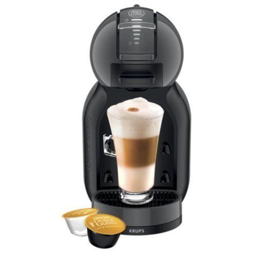 Krups Nescafe Dolce Gusto Coffee Machine, Kp120840, Black