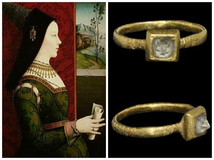 Engagement Rings And Their Sparkling History The House The Royals