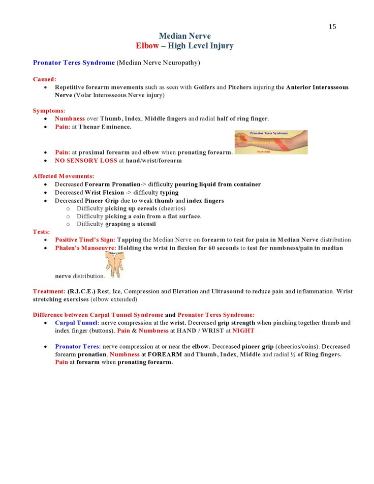 Peripheral Nerve Injuries Study Guide  page 15  https://www.inkling.com/read/skirven-rehabilitation-the-hand-upper-extremity-6th/chapter-45/presentation-of-specific-nerve