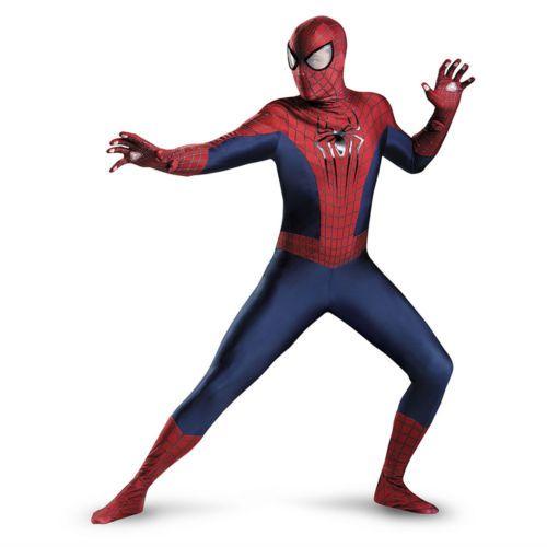 El-Sorprendente-Hombre-Arana-2-teatral-para-adultos-Teen-Disfraz-Disguise-73061