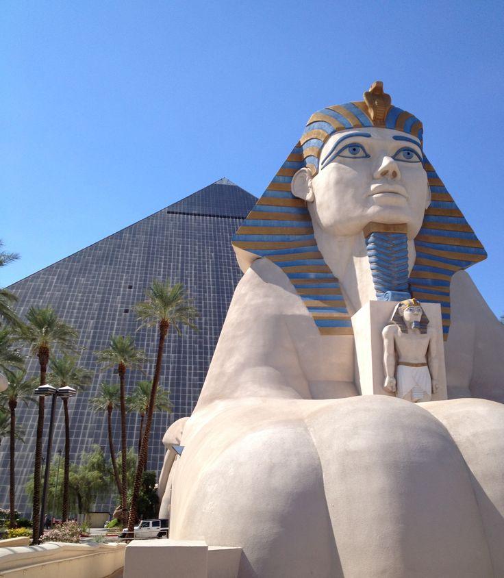 The Luxor - Las Vegas