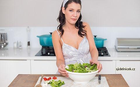 TLC dieta - na snížení cholesterolu a hubnutí