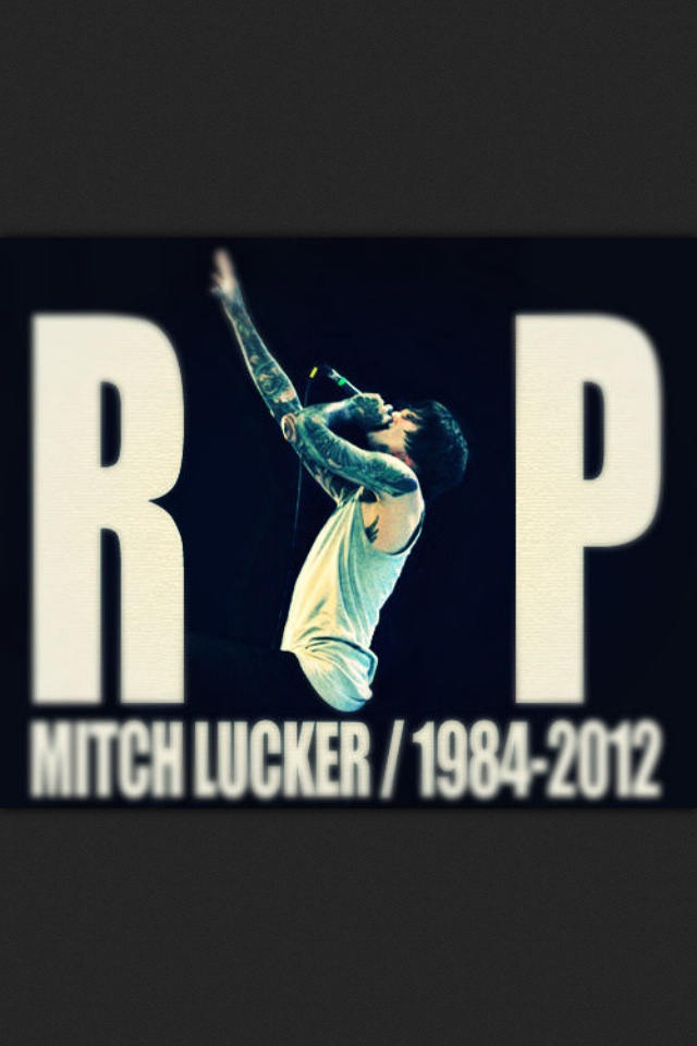 177 best images about RIP Mitch Lucker...I'll always love ...