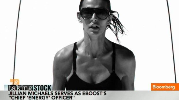 """Bloomberg Television's Mystery Guest: EBOOST Co-Founder Josh Taekman with lovely wife Kristen, talk about the science behind the energy drink and the addition of """"Chief `Energy' Officer"""" Jillian Michaels to the Company."""