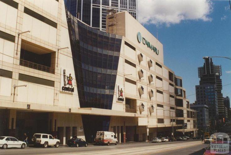 Melbourne Central - Original Facade