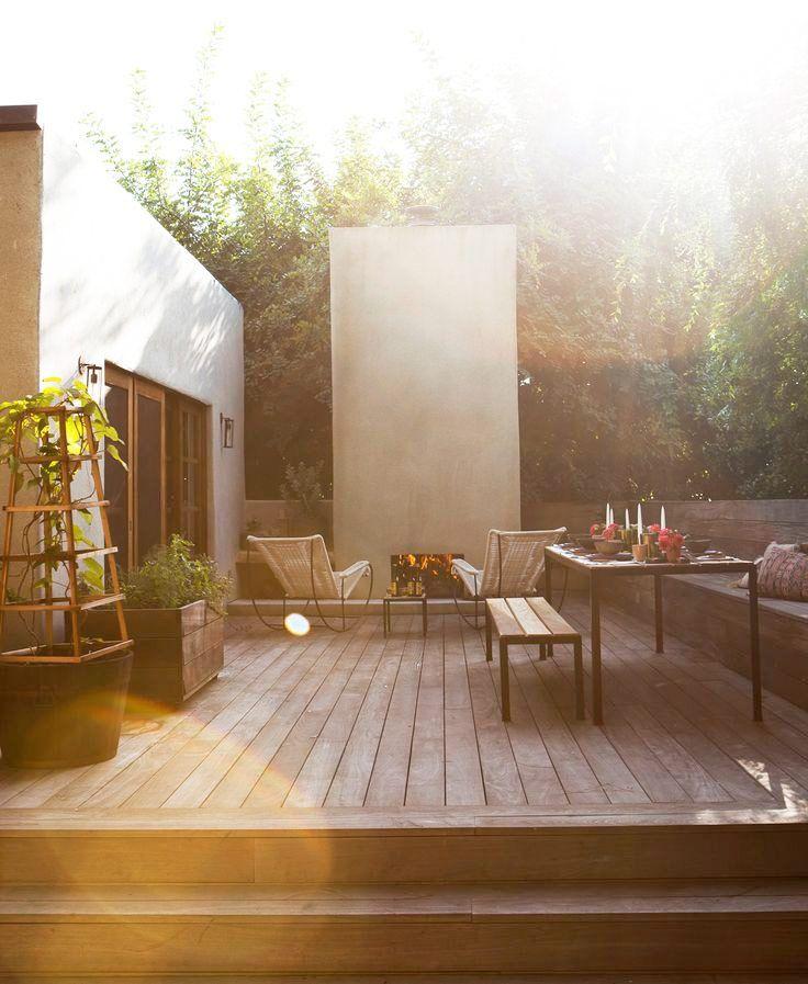 10 inspirerande trädäck som sätter igång sommarkänslan - Sköna hem