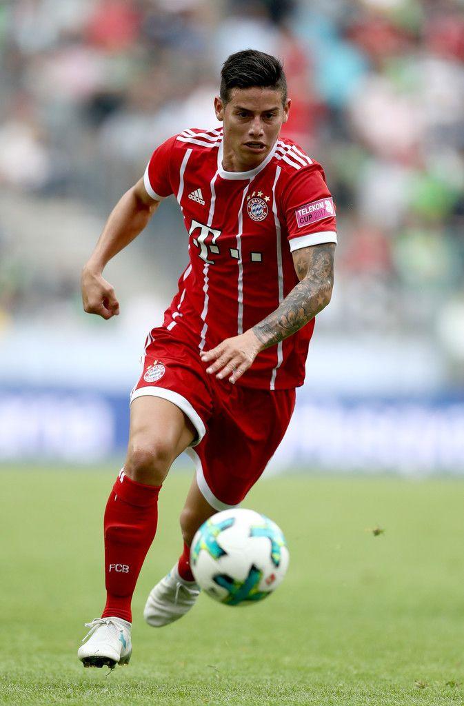 James Rodriguez Neuzugang beim FC Bayern --- #FCB #Bayern #Bundesliga ---- http://www.marco-reus-trikot.de/bundesliga-trikot/james-rodriguez-trikot/