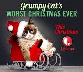 Grumpy Cat's Worst Christmas Ever (2014) Online Subtitrat Romana | Grumpy cat, Holiday movie, Grumpy