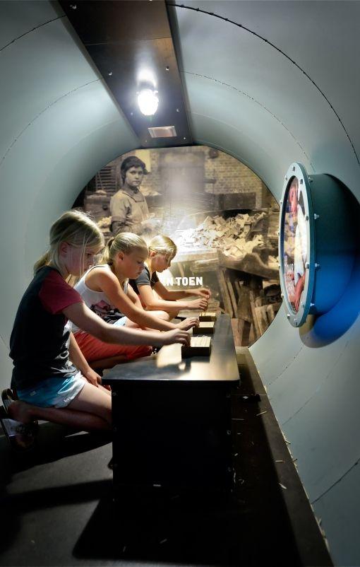 OPDRACHTGEVER: Nederlands Openluchtmuseum Arnhem |  ONTWERP: KINKORN |  FOTOGRAAF: Mike Bink |  ENGINEERING EN BOUW: Heijmerink Wagemakers |