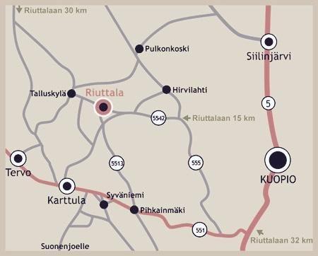 Riuttalan Talonpoikaismuseo - Riuttala Farmhouse Museum in Kuopio