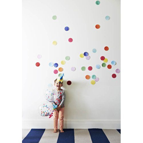 Prepare yourself for squeals of delight from your little guests and all those young at heart with this gorgeous and unique set of three confetti balloons by Poppies for Grace!  Confetti filled ballons are a must-have for your next party!     Little Boo-Teek - Latex Party Balloons   Boutique Party Supplies   Poppies for Grace