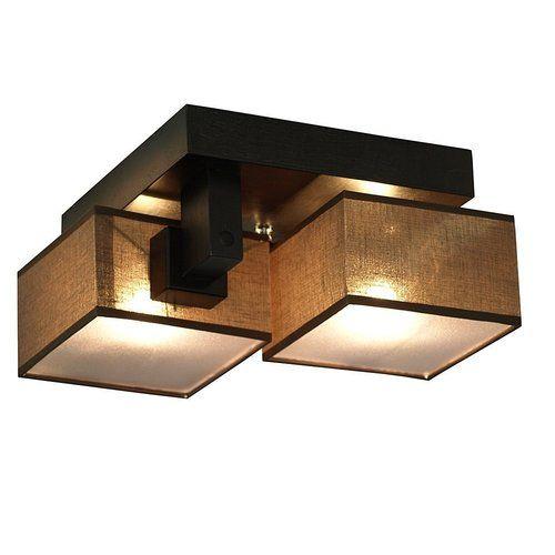 Deckenleuchte 2-flammig Barsa Jetzt bestellen unter: https://moebel.ladendirekt.de/lampen/deckenleuchten/deckenlampen/?uid=c6643168-e49a-5bd0-8531-be84977e7c27&utm_source=pinterest&utm_medium=pin&utm_campaign=boards #deckenleuchten #lampen #deckenlampen